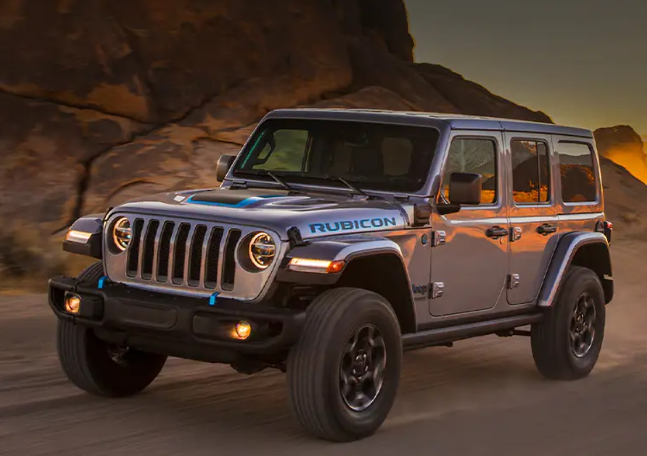 2021 Jeep Wrangler XE Rubicon
