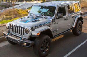 2021 Jeep Wrangler XE